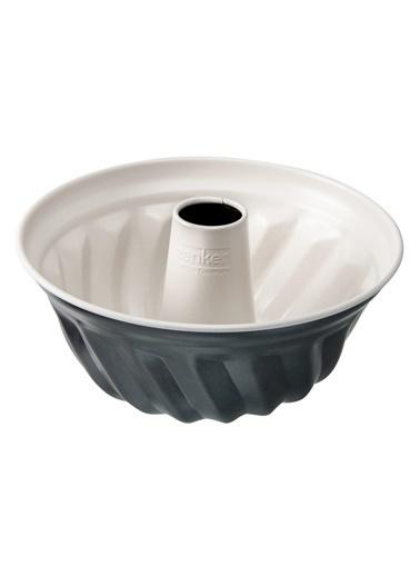 Zenker Zenker 7815 Creme Noir Teflon Kaplama Borulu Krem Kek Kalıbı 22 cm Renkli